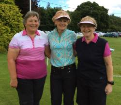 LADY Captain Day winners