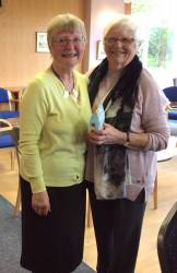 Ladies Easter Competition