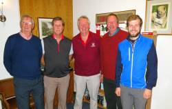 Winners of the Gordon Paterson