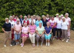 Ladies Captains Day 2018