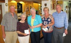 Ladies Captain's Charity Day 2015