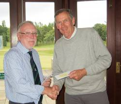 Captain's Away Day 2015 at Walsall Golf Club