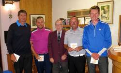 Open Texas Scramble